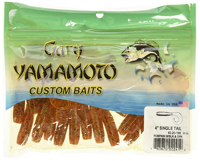 Yamamoto Single Tail Grub Bait