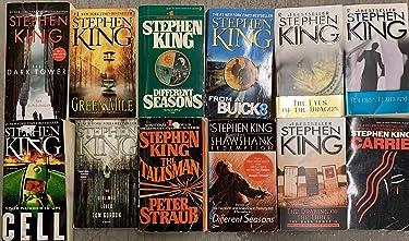 Stephen King Collection 12 Novel Set
