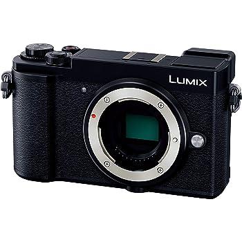 パナソニック ミラーレス一眼カメラ ルミックス GX7MK3 ボディ ブラック DC-GX7MK3-K