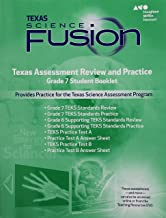 Holt McDougal Science Fusion: Texas Assessment Review and Practice Grade 7