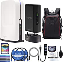 $1696 » SlingStudio Hub Bundle with Battery, CameraLink, Camera Laptop Backpack, 128GB SDXC Card, Blucoil Camera Cleaning Kit, USB Hub Type-A, 2-pk 8-FT HDMI Cables, 5-FT Audio Aux Cable, and 5-pk Cable Ties