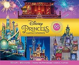 Disney Princess Cinderella, Rapunzel, Mulan and More! - Castle Cutaways Sound Book - See and Hear Inside Princesses' Magic...