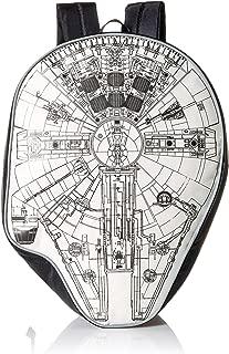 Star Wars Disney Millennium Falcon Dye Cut Boys Black 16