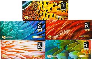 Beautex Ichiryu 4 PLY Box Tissue, 100ct (Pack of 5)