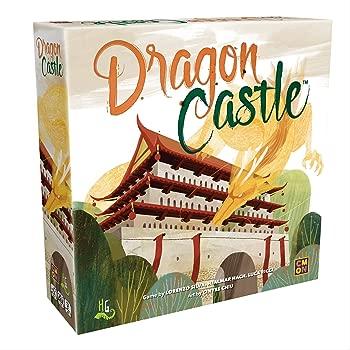 CMON Dragon Castle Board Game