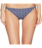 Tory Burch Swimwear - Palma Printed Hipster Bottom