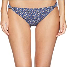 Tory Burch Swimwear Palma Printed Hipster Bottom