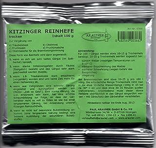 comprar comparacion Kitzinger Seco Levadura 100g