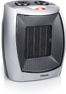 Tristar Calefactor Eléctrico (PTC), 1800 W, gris