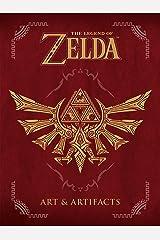 The Legend of Zelda: Art & Artifacts (English Edition) eBook Kindle