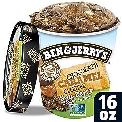 Ben & Jerry's Ben & Jerry's Chocolate Caramel Cluster Ice Cream 16oz, 16 oz (frozen)