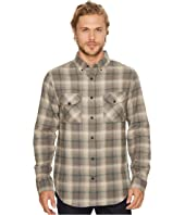Roark - Tundra Long Sleeve Woven Flannel