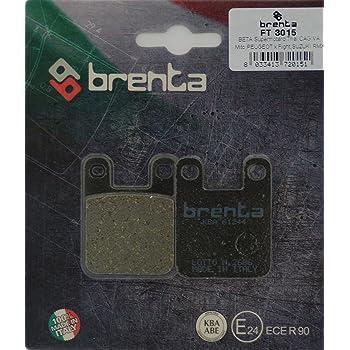Brenta Brake Pads Organic Motorcycle For Alfer Aprilia Beta Cipi Derbi Gas Gas Gas Auto