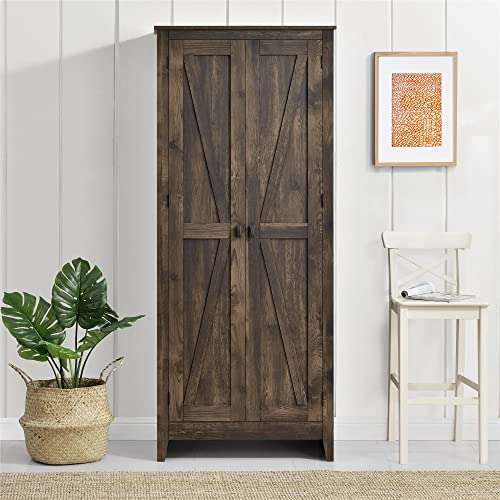 Rustic Storage Cabinets Amazon Com