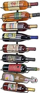 Southern Homewares Nine Bottle Wine Display Simple Storage Rack