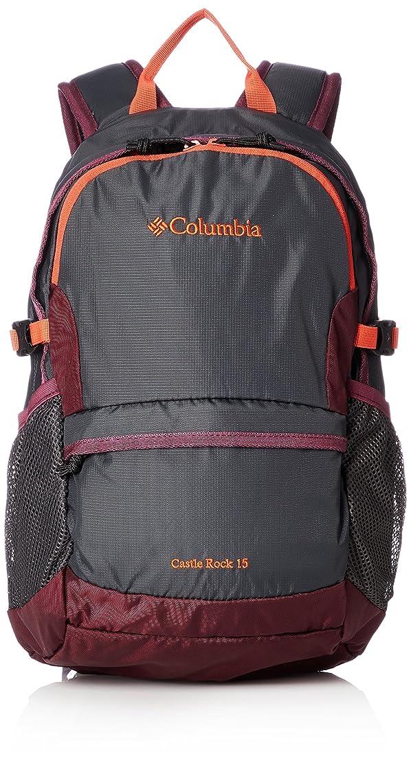 十分つなぐ電気の[コロンビア] Castle Rock 15L Backpack II PU8186-011