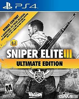 Sniper Games Ps4