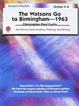 The Watsons Go to Birmingham - Student Packet by Novel Units