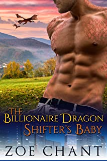 The Billionaire Dragon Shifter's Baby (Gray's Hollow Dragon Shifters Book 5)