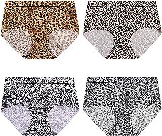 Ladies Fashion Panties, Sexy Underwear Leopard Print...