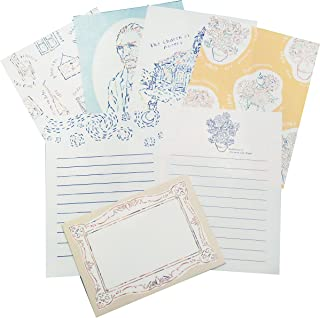 大塚国際美術館 フィンセントの便箋セット ゴッホ レターセット 手紙