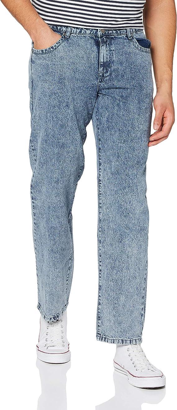 Urban Classics Loose Fit Jeans Pantalones para Hombre