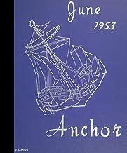 (Reprint) 1953 Yearbook: Christopher Columbus High School 415, Bronx, New York