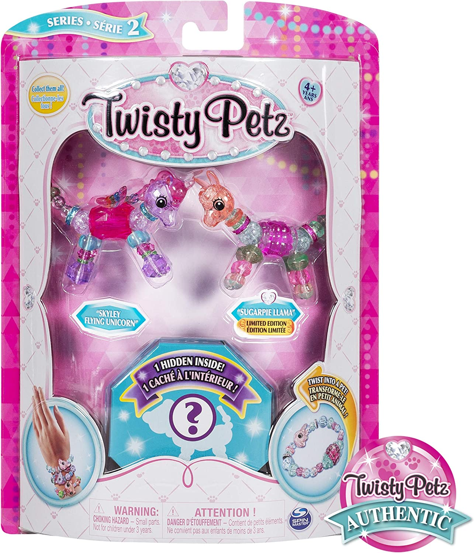 Twisty Petz Series 2 3-Pack Ranking TOP6 Flying Sugarpie Unicorn Ll Skyley Wholesale