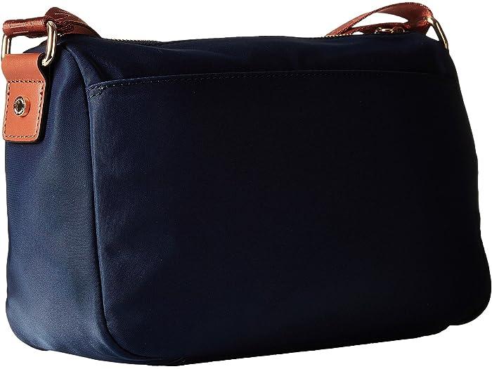 Calvin Klein Belfast Nylon Crossbody Navy Handbags
