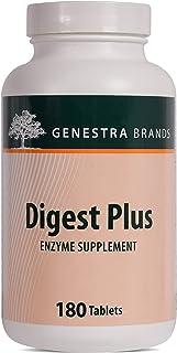 Genestra Brands - Digest Plus - Digestive Enzymes Formula - 180 Tablets