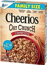 Cheerios Cinnamon Oat Crunch Breakfast Cereal, 26 oz