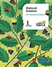 Natural science. 1 Primary. Más Savia. Workbook