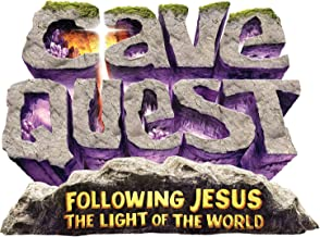 vbs cave quest light of the world