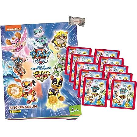 15 T/üten 2020 .Panini stickermarkt24de Gum Paw Patrol Mighty Pups Sticker - Sammelsticker Serie 4