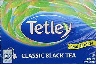 Tetley Inc Tea Bags, 100 Ct