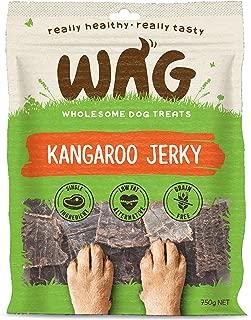 Kangaroo Jerky, Grain Free Hypoallergenic Natural Australian Made Dog Treat Chew, Sizes & Breeds