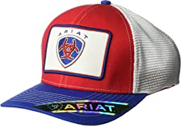 Ariat - Logo Shield Patch Snapback Cap