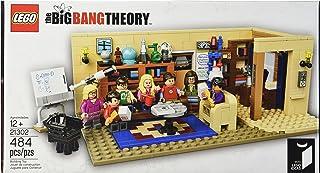 LEGO Ideas The Big Bang Theory 21302 Building Kit