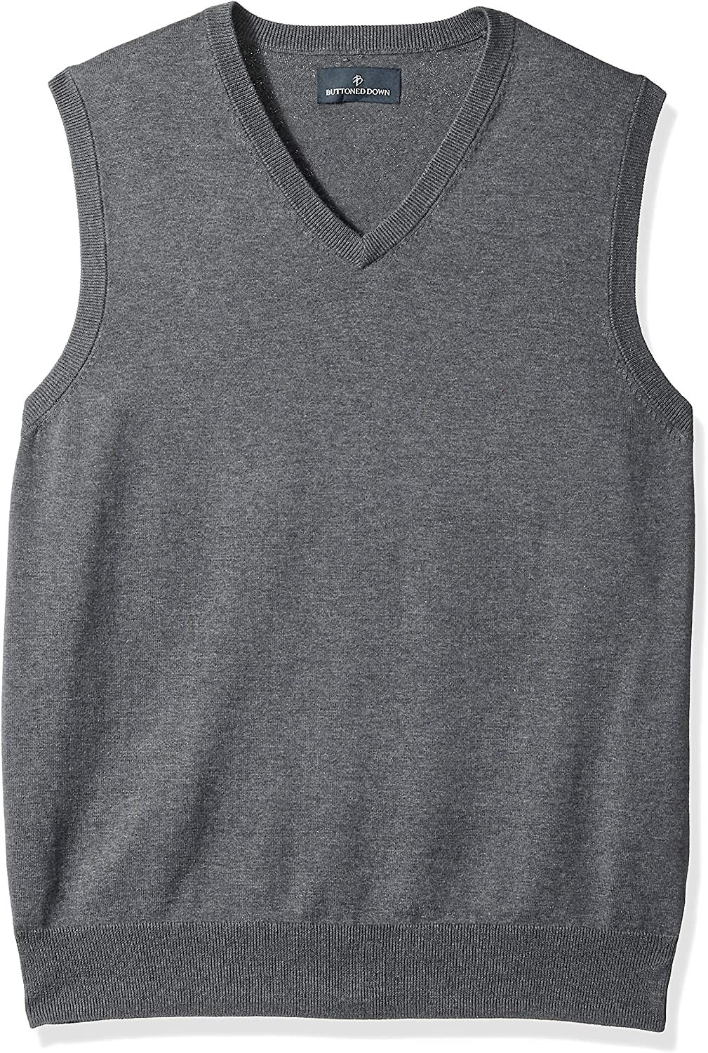 Max 90% OFF Amazon Brand - Buttoned Down Cotton Limited time cheap sale Lightweight Swe Supima Men's