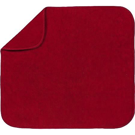 "Red Apples Dish Drying Mat Reversible 15/"" x 20/"""