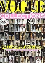 Vogue Paris Collections Magazine (Fall/Winter 2017-2018)