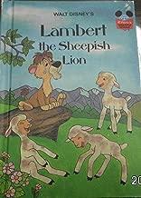 Lambert the Sheepish Lion (Disney's Wonderful World of Reading) by Walt Disney Productions (31-Dec-1977) Paperback