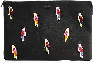 محفظة من كايت سبايد للنساء - اسود