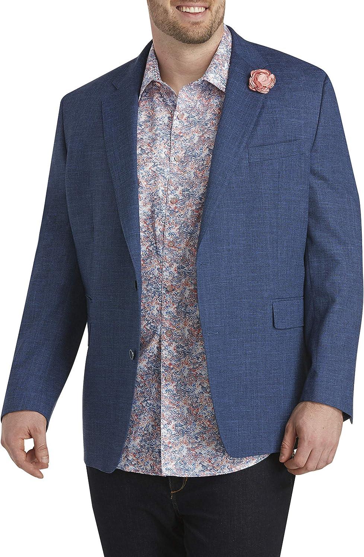 Tallia Textured Sport Coat, Blue