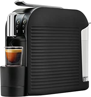 K-fee Wave - Cafetera de cápsulas (1455 W, depósito de agua de 1 litro), color negro