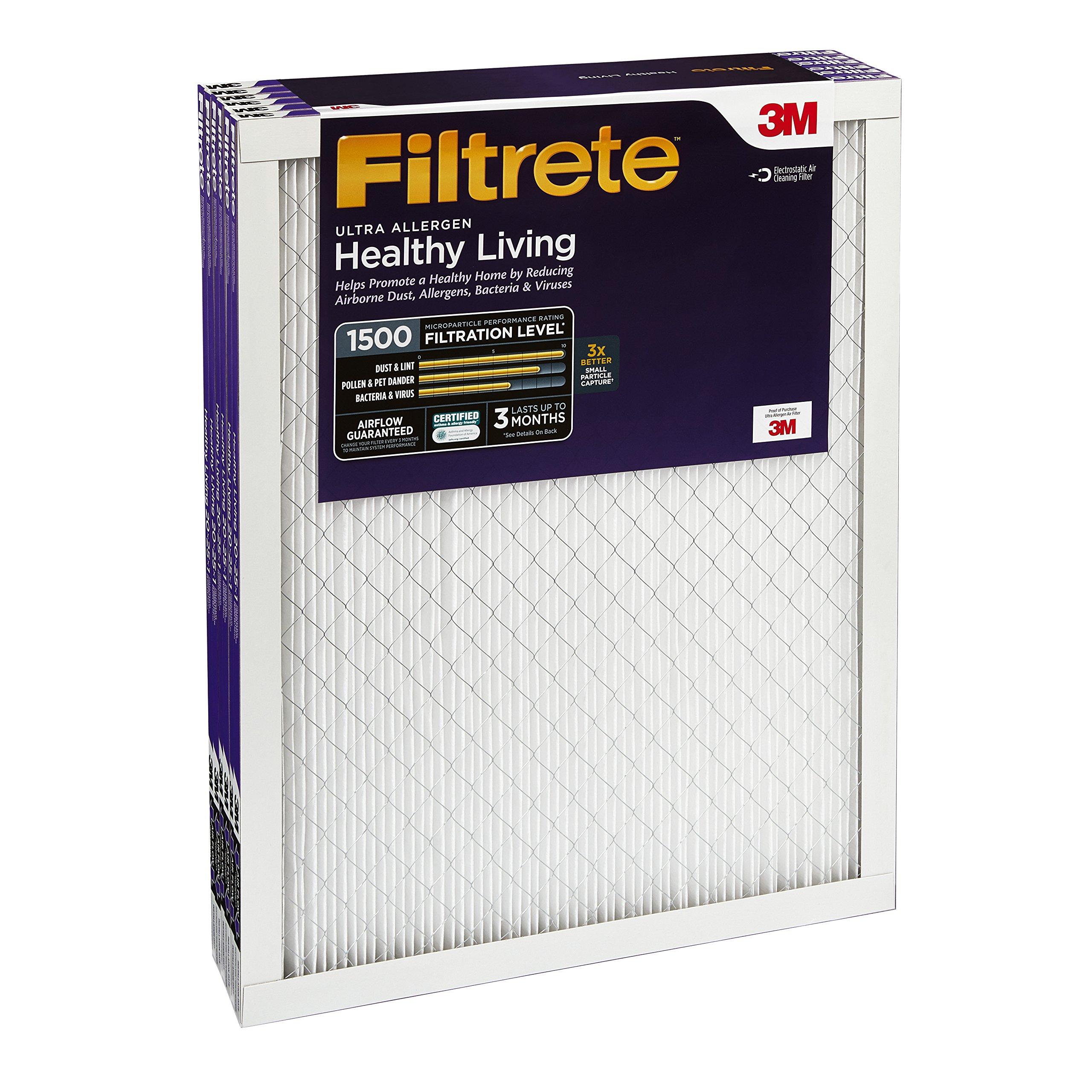 Filtrete Healthy Living - Filtro, UR19-6PK-2E: Amazon.es: Bricolaje y herramientas