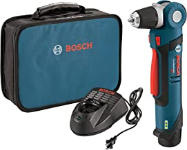 Bosch PS11-102 12-Volt Lithium-Ion Max 3/8-Inch Right Angle Drill/Driver Kit with (1)..