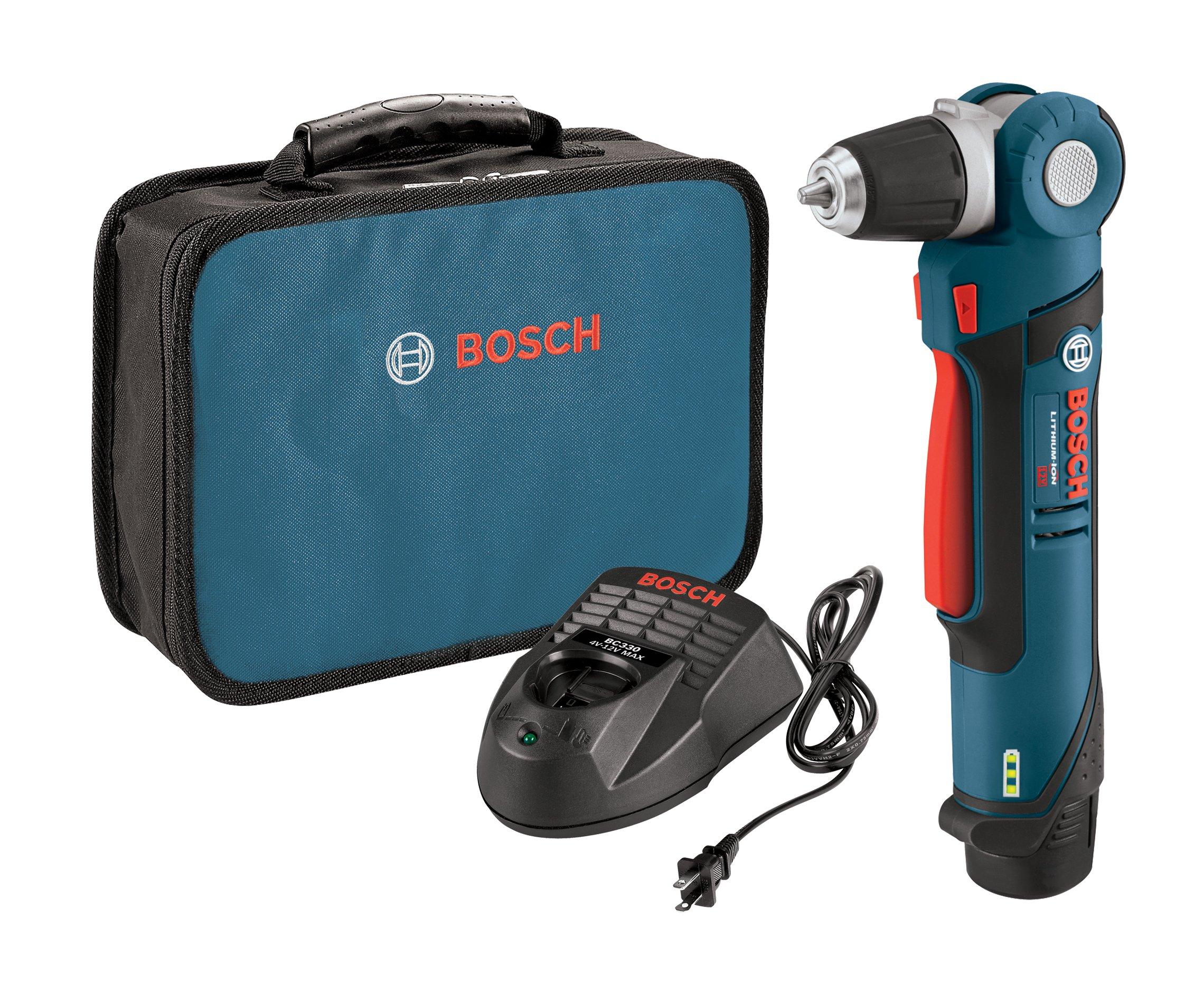 Bosch PS11 102 12 Volt Lithium Ion Capacity