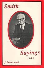 Smith Sayings, Vol 1