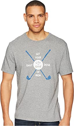 Golf Daily Dose Smooth Tee